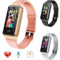 2019 New Women Men Smart Band Watch Bracelet Wristband Fitness Tracker Blood Pressure Heart Rate Smart Wristband Bracelet Band