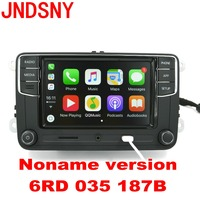 JNDSNY CarPlay APP Noname RCD330 Plus 6 5 MIB Radio For Golf 5 6 Jetta CC