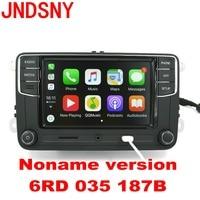 JNDSNY CarPlay APP Noname RCD330 Plus 6 5 MIB Radio For Golf 5 6 Jetta CC