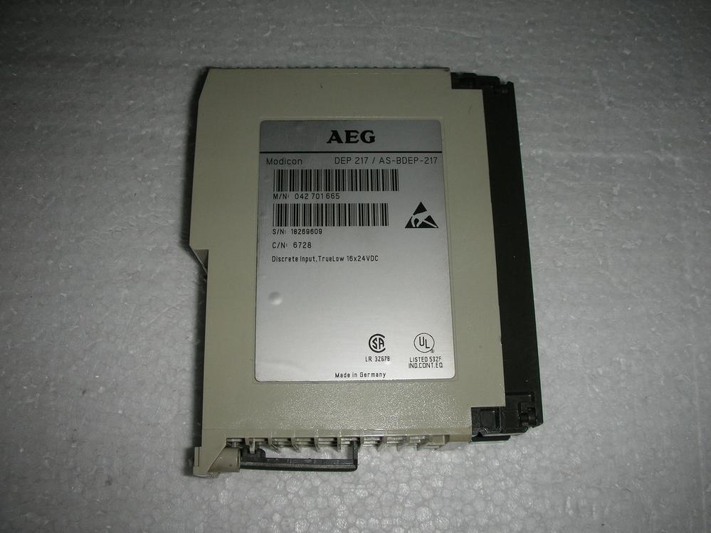 1PC USED Modicon TSX Compact AS-BDEP-217