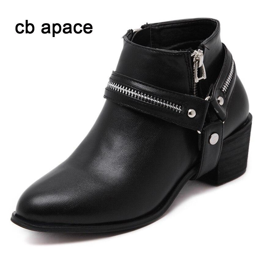 Online Get Cheap Gothic Combat Boots Women -Aliexpress.com ...