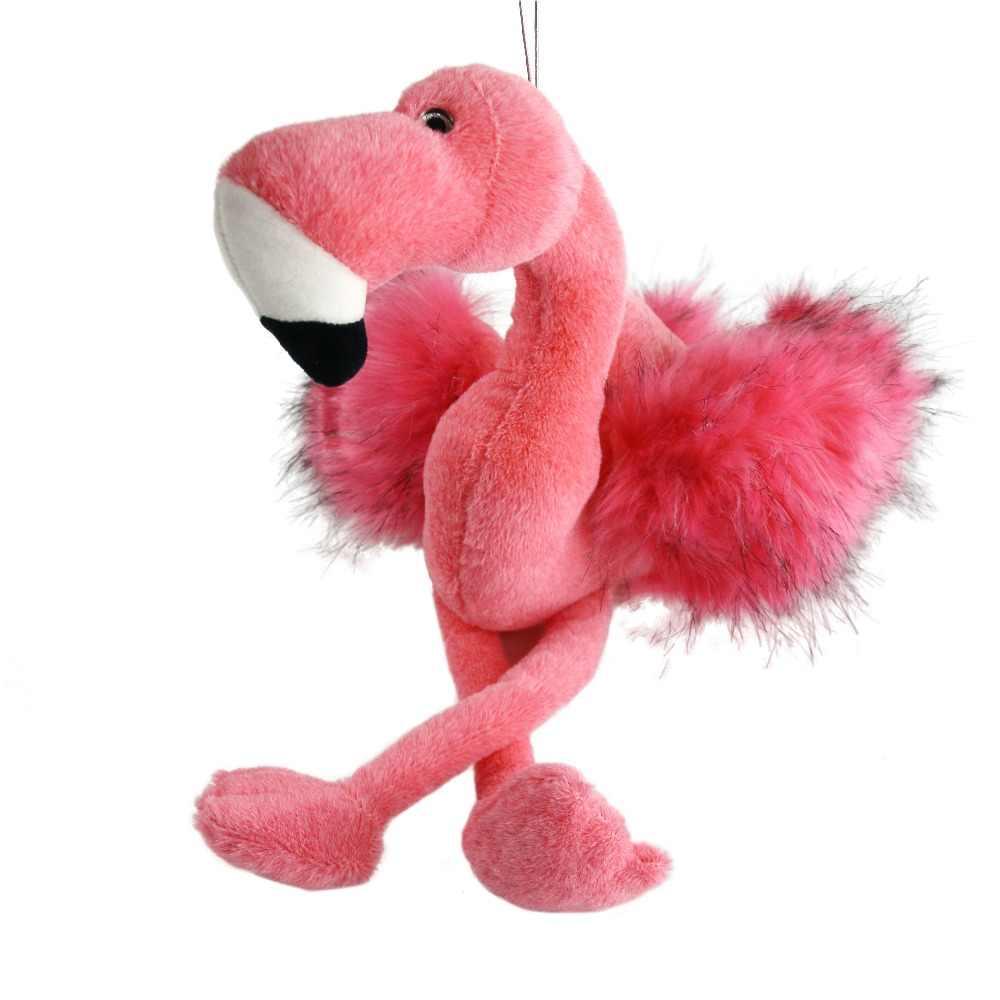 Cozfay الشحن دروبشيبينغ Multisize الوردي فلامنغو محشوة الحيوان ألعاب من نسيج مخملي للأطفال Ins شعبية لينة فلامنغو الطيور لعب للأطفال