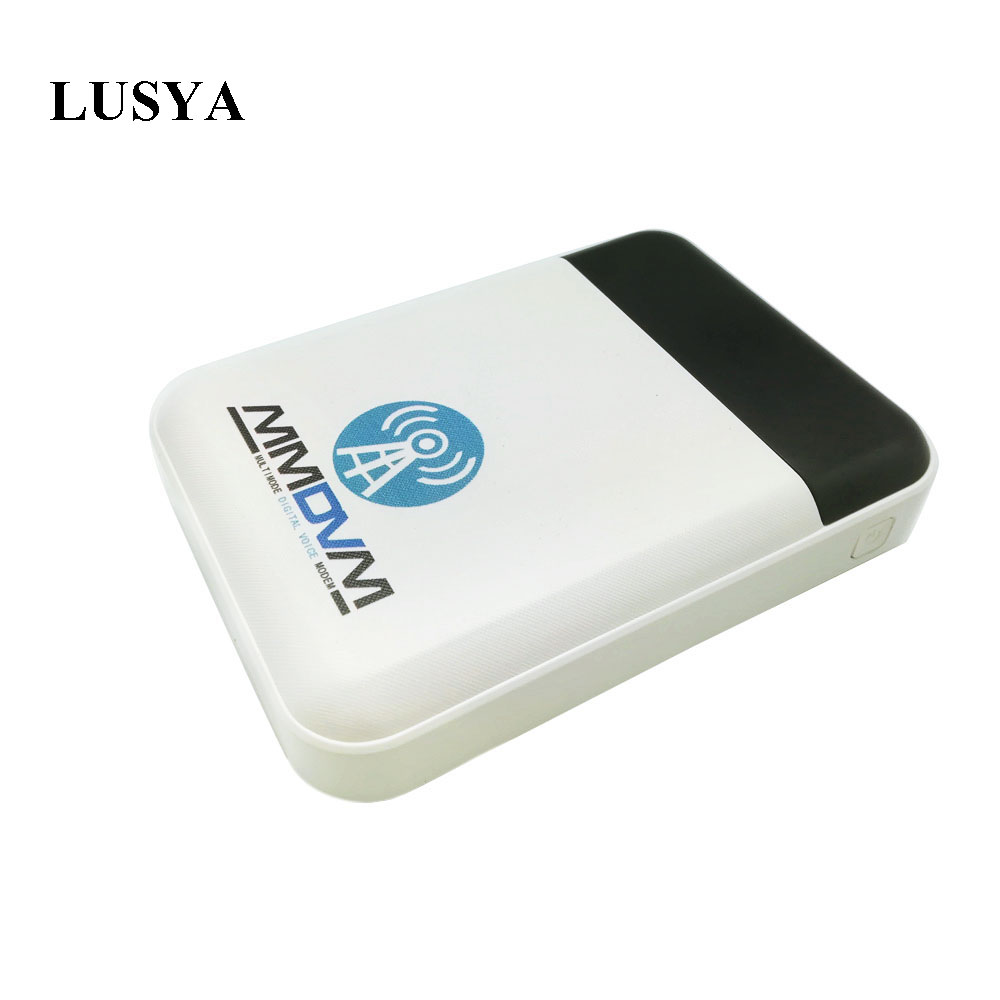 Lusya NEW DXIYN UV Wifi Repeater Function Digital Hotsopt MMDVM Support DMR + P25 + YSF QSO inside with battery C6-005