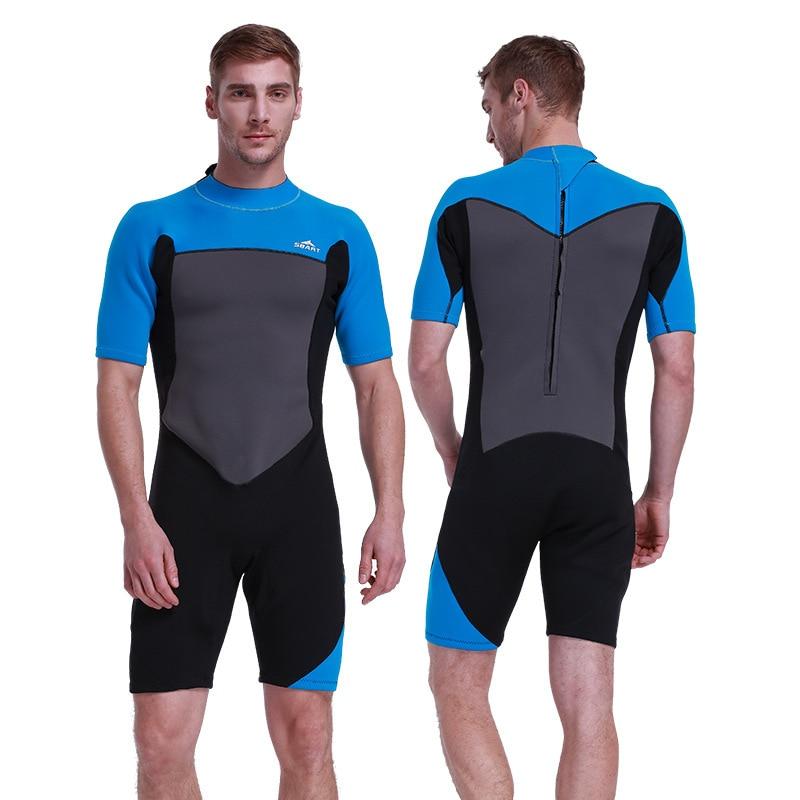 4524e8606a51 Diving suit neopren wet suit shorty men women swimwear snorkel S XXL 2mm  neoprene wetsuits swim suit diving suit Adult-in Wetsuit from Sports ...