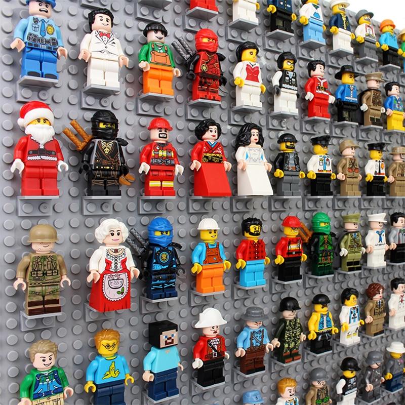 24PCS//Set Mini Figure Toys Gift Building Block Brick Figure Toys for Children