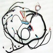 5 3 Swap Wiring - Schematics Online  Vortec Conversion Harness on