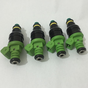 Lot Fuel Injectors For Mitsubishi Galant Md319792 Cdh275 For Yamaha Outboards 150Hp F200 F225 Lf225 Lf200(China)
