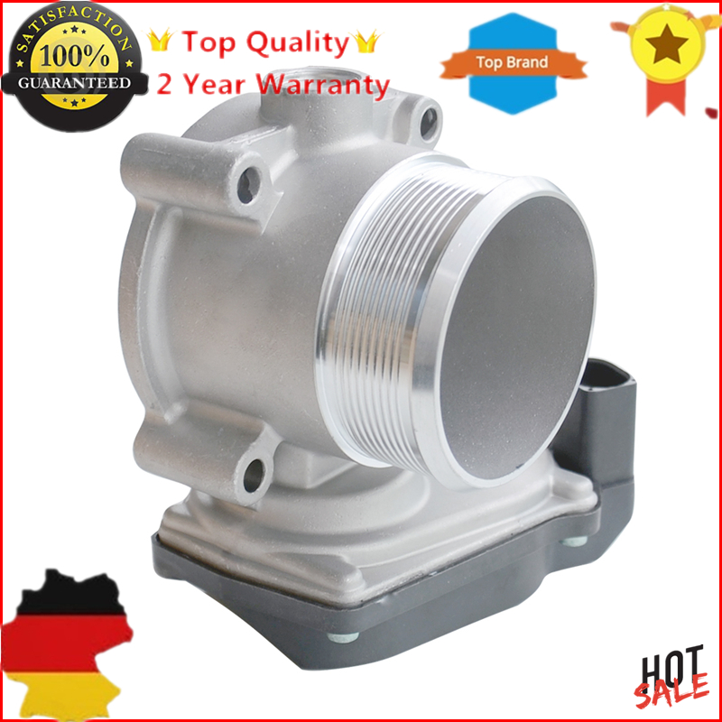 NEW Throttle Body 06F133062 For Audi A3 A4 A5 A6 Allroad Q5 TT VW Bettle CC EOS Golf Jetta Passat Tiguan 2.0T new timing chain kit 13 pcs for audi a3 a4 a5 a6 q5 tt allroad vw beetle eos gti jetta passat b6 tiguan cc 06k109158a 06k109467k