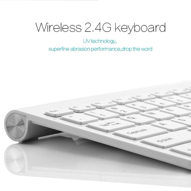 2.4G անլար Touch գրիչ մկնիկի ստեղնաշար Combo - Համակարգչային արտաքին սարքեր - Լուսանկար 6