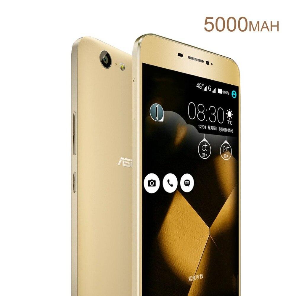 Asus Pegasus 5000 X005 Mobile phone 3GB RAM 16GB ROM 5000mAh 1920x1080 5.5 Inch Android MT6753T Octa Core Dual SIM Smartphone