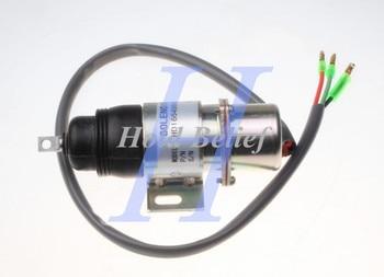 להפסיק Soleoid 4314269 עבור Hitachi חופר EX12 EX15 EX22 EX30 EX35 EX40 EX45