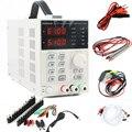 KORAD KA6005P قابل للتعديل الرقمية الخطي للبرمجة تيار مستمر امدادات الطاقة 60 فولت 5A 0.01 فولت 0.001A USB RS232 ربط الحساب + تيار مستمر جاك مجموعة
