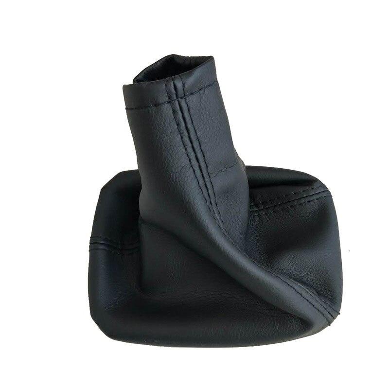 سيارة التحول مقبض تروس gators أحذية عالية الساق من الجلد لأوبل ميريفا أ 2003-2010