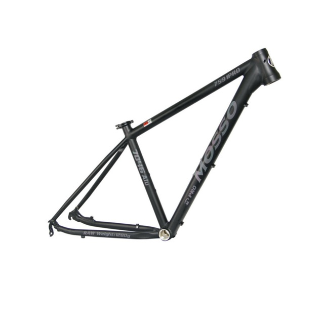 850750d67ee The new MOSSO 7591 PRO ultra-thin aluminum alloy 27.5-inch mountain bike  car frame 30th Anniversary Edition