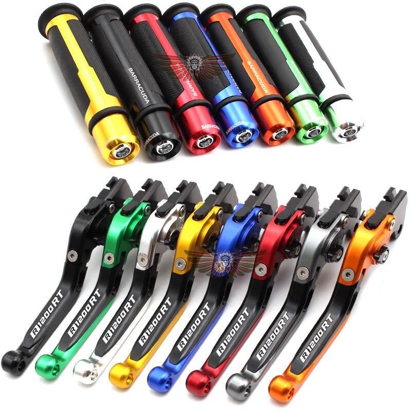 Для БМВ R 1200RT R1200RT/SE в 2010-2013 2011 2012 мотоцикл Регулируемая Складная тормозные рычаги клатч руль ручками