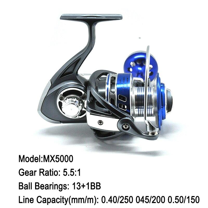 reais de pesca corpo aluminio spinning 02