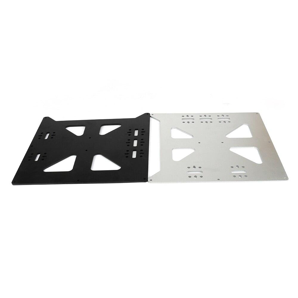 quente placa de apoio para prusa i3 diy peças de impressora 3d