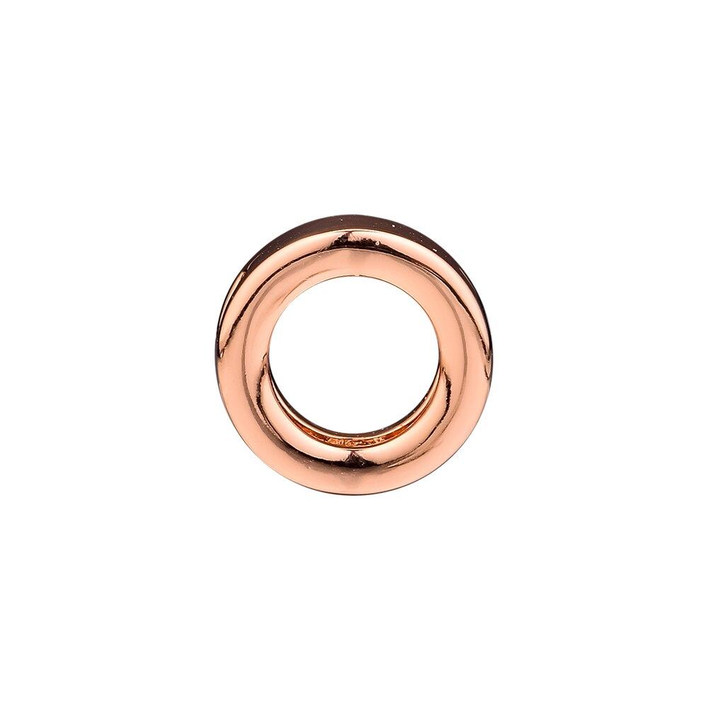 Pandulaso brillo reflexiones Clip logotipo Charm Fit 925 joyas de plata esterlina pulseras para mujer DIY perlas para la fabricación de la joyería