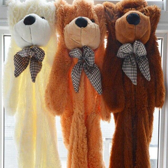 180cm Teddy Bear Skin peluche plush toy doll giant empty bear ...