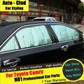 AUTO-CLUD Для Toyota Carmy Фольги Зонтик стайлинга автомобилей 2012-15 специальный солнцезащитный крем 6/комплектов Фольги Вс изоляции козырек