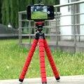 Мини-Штатив Цифровой Камеры Мобильного Телефона Стенд Гибкая Власть Octopus Монопод гибкая для Gopro Hero 3 4 для iPhone 6 Huawei p9