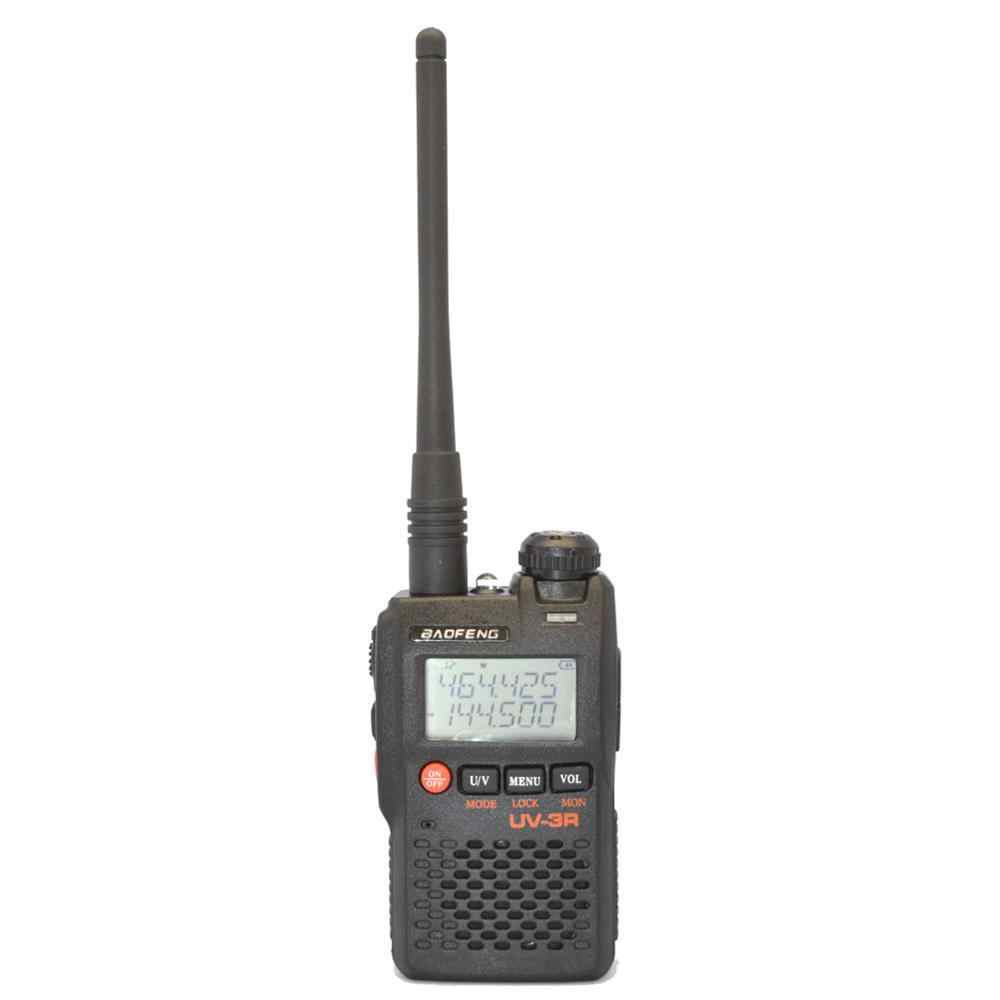 BaoFeng UV-3R Mark II 136-174/400-470 MHZ double fréquence affichage Radio bidirectionnelle