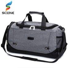 Limited Горячая Спортивная сумка Training Gym Bag для мужчин женщина фитнес сумки Прочный многофункциональная Сумочка Открытый спортивные для мужчин
