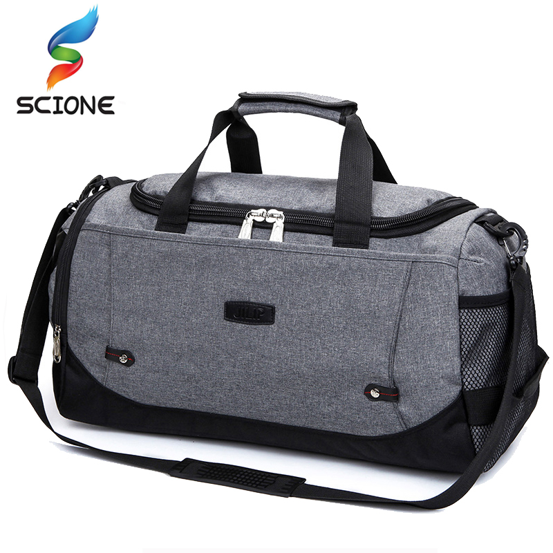 HOT High Quality Outdoor Sports Bags Women Men Fitness Gym Bag Handbag Shoulder Crossbody Bags Travel