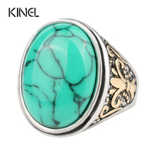 Hot Rings For Mens Fashion 2017 Anillos De Resina Double Col