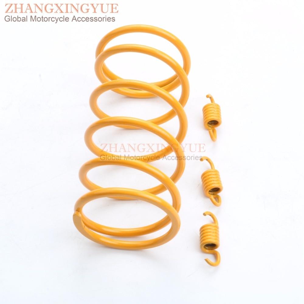 US $12 99 |1500RPM Scooter Torque Spring Performance Clutch Springs for  YAMAHA 3KJ SR50 JOG50 Zuma 50cc 90cc 1PE40QMB on Aliexpress com | Alibaba