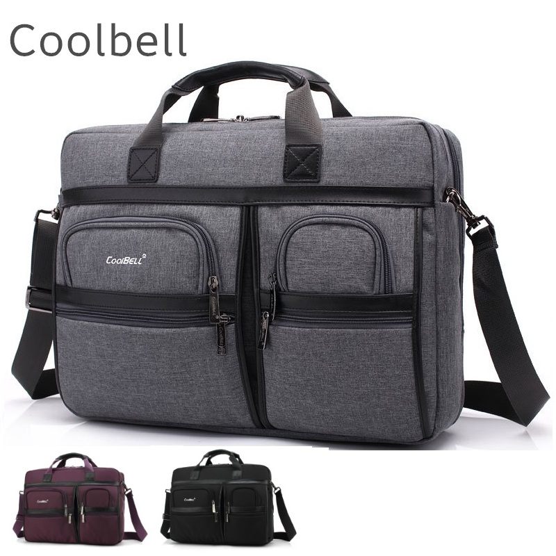 2019 New Coolbell Brand Messenger Bag For Laptop 15 15 4 15 6 17 17 1