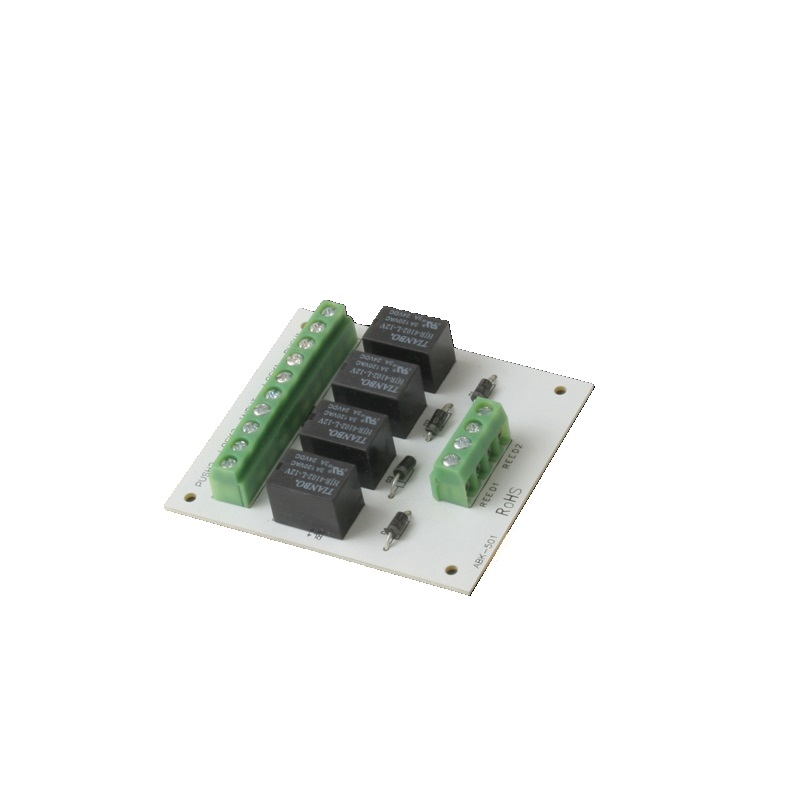 Double Door Interlocking Relay Module For Door Access Control System