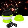 Rotating Sky Cosmos Star Night Romantic Projector Luminous Light Lamp  kids night Gift Night Lights