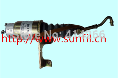 Wholesale Fuel Shutdown Solenoid Valve 1751-24RU1B2S1 for RSV 1751-24 solenoid right mounted free shipping fuel shutdown solenoid valve sa 3765 12 for bosch rsv 1751 12v solenoid left mounted