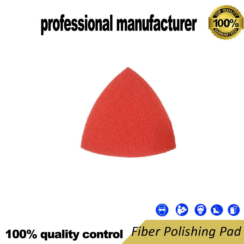 Fiber Polishing Pad For Wood Polishing For Steel Polishing With Oscillating Tool At Good Price And Fast Delivery