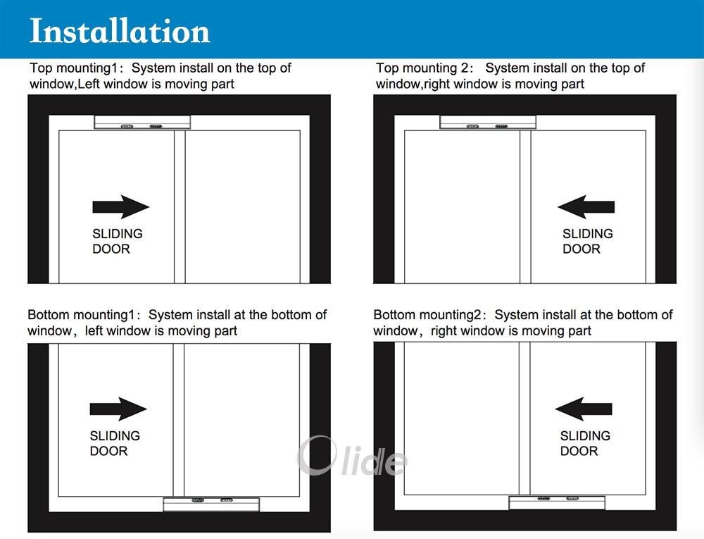 residential sliding door opener8