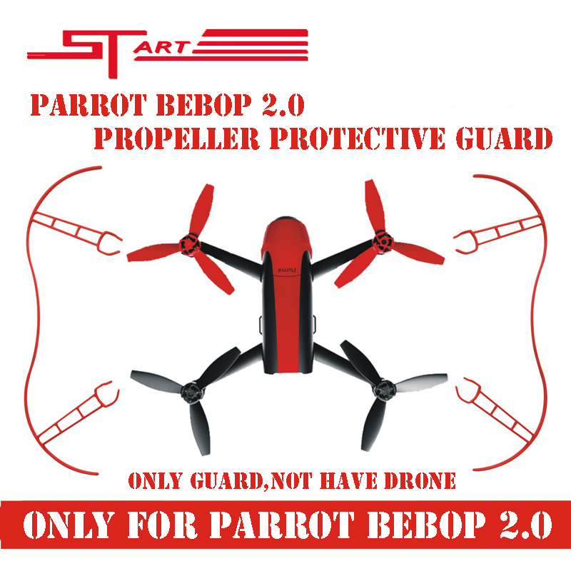 parrot drone water