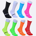 2018 высококачественные профессиональные брендовые дышащие спортивные носки  носки для дорожного велосипеда  уличные спортивные носки  гоно...
