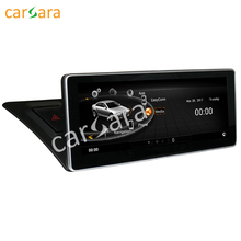 carsara Android display for Audi A4 A5 2009-2016 10.25″ touch screen GPS Navigation radio stereo dash multimedia player