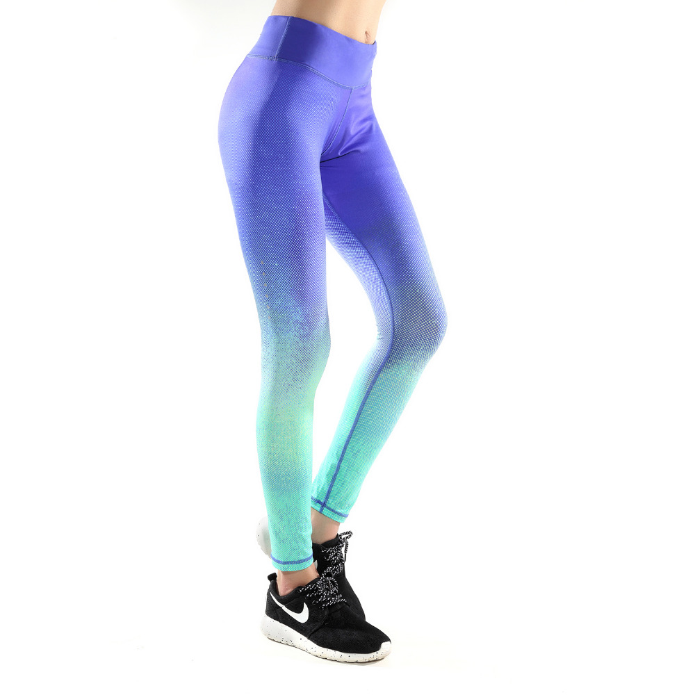 026f3c84448e6 Xizilang Hot Sexy sale new arrival Women leggings space galaxy leggins tie  dye fitness yoga pant free shipping-in Yoga Pants from Sports &  Entertainment on ...