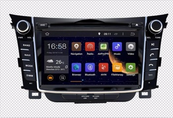 """7""""4G LTE Android 9.0 4G/android 9.0 2 DIN DVD PLAYER PC Multimedia RADIO SCREEN For Hyundai i30 2011-12 2013 2014 2015 2016 OBD"""