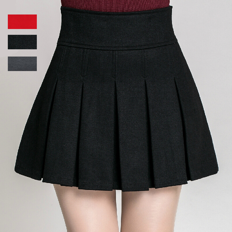 Buy low price, high quality black pleated mini skirts with worldwide shipping on reformpan.gq