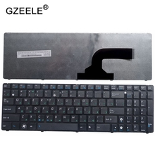 GZEELE новый для ASUS X55A X52F X52J X52N X52JR X52JT X52DE X55 X55C X55U G72 G73 G72X G73J NJ2 русской клавиатуры ноутбука Русская раскладка