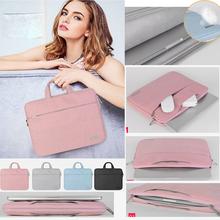 Nylon Laptop Bag Case For Xiaomi Macbook Air Pro 11 12 13 Notebook Handbag for Dell HP Asus Acer Lenovo 13.3 15.6 Surface Pro 4 top nylon laptop sleeve shoulder bag case for xiaomi asus dell hp acer lenovo macbook air pro 11 12 13 14 15 4 15 6 surface pro