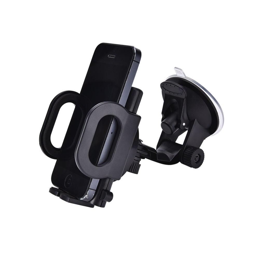 Car Air Vent Mount Cradle Holder Stand for Mobile Smart Cell Phone GPS suporte de celular para parabrisa