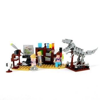 TS8006 240 piezas Jurásico mundo dinosaurio juguetes de juguete ...