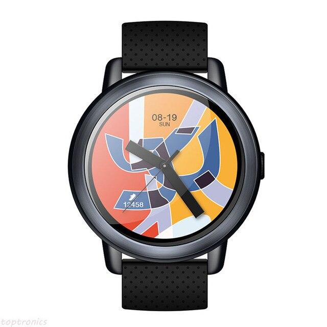 "2019 Fashion 1.39 ""AMOLED Screen Smart Horloge IP67 Waterdichte GPS 2 GB 16 GB Android 7.1.1 2MP Camera 4G Mannen Smartwatch PK lem8 Z28"