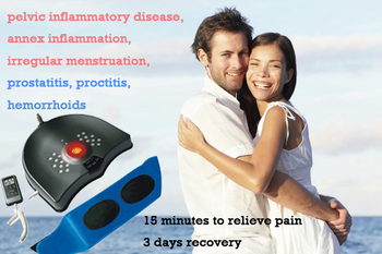 Home use physiotherapy apparatus for physiotherapy, prostate diseases keep couple healthy
