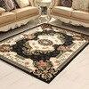 Top Grade Jacquard Living Room Carpet Parlor Rugs Corridor Large Carpet Bathroom Non Slip Floor Mats