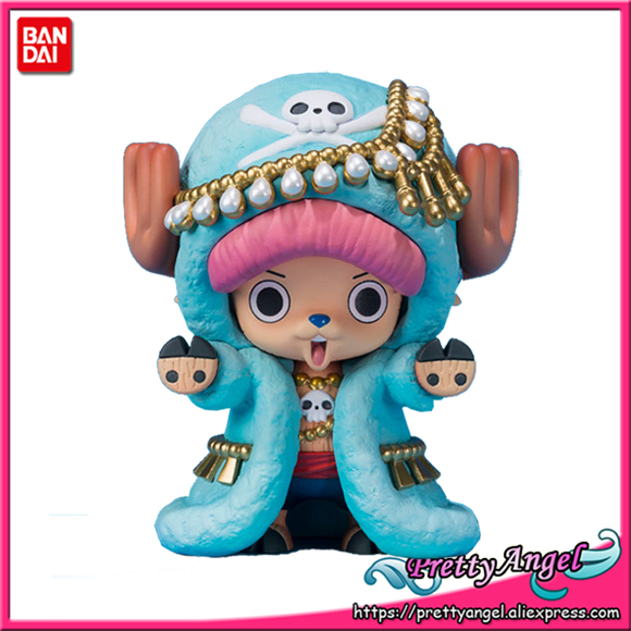 Genuine Bandai Tamashii Nations Figuarts ZERO ONE PIECE Tony Tony Chopper -ONE PIECE 20th Anniversary ver.- Collection Figure леггинсы 200 den bas bleu цвет черный розовый
